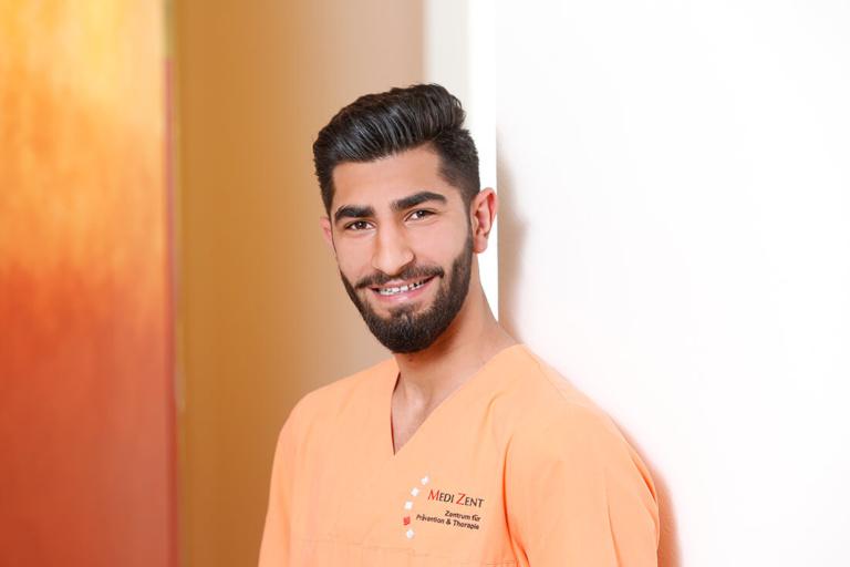 Zahnarzt, Holzminden, Medizent, Team, Youssef Taher