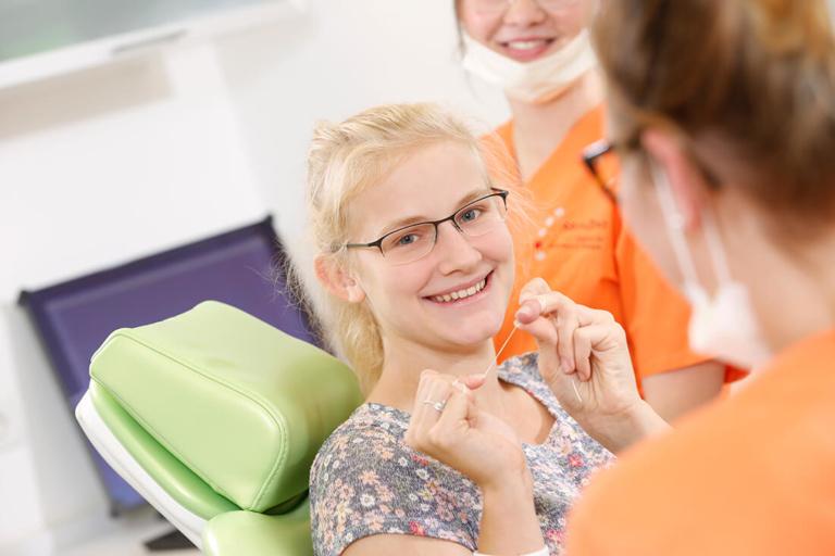 Zahnarzt, Holzminden, Ronald Werner, Medizent, Leistung, Parodontitistherapie