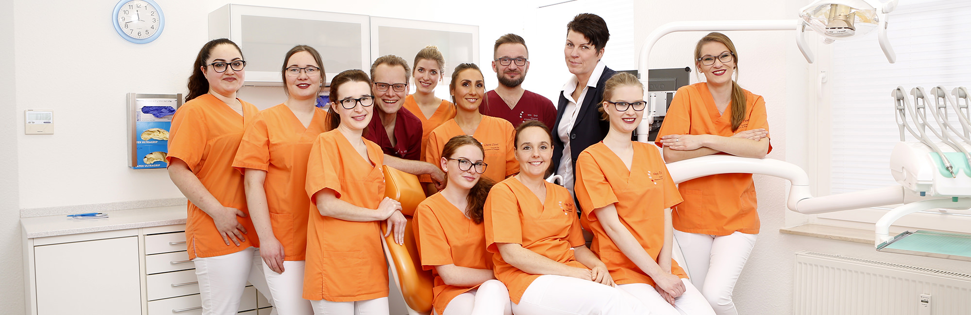 Zahnarzt, Holzminden, Medizent, Ronald Werner, Praxis