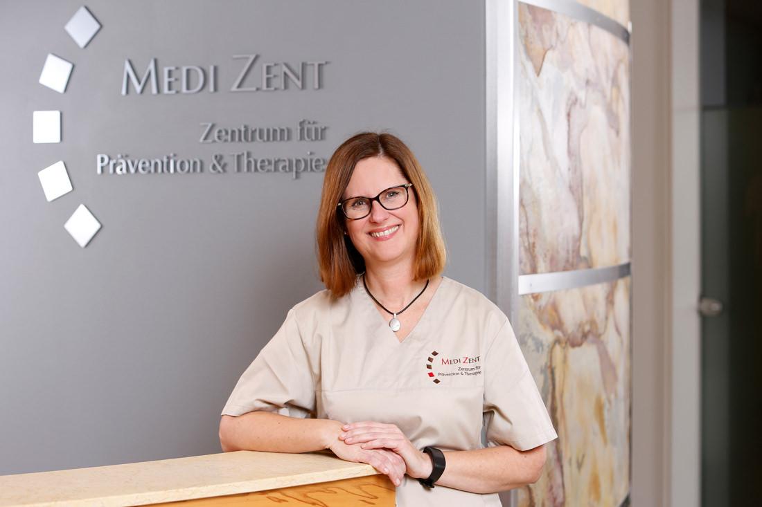 Zahnarzt, Holzminden, Medizent, Ronald Werner, Team, Daniela Zimmermann