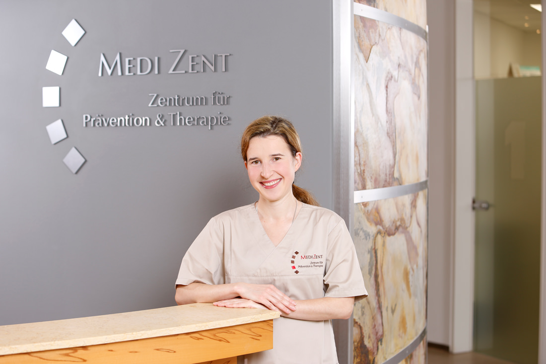 Zahnarzt, Holzminden, Ronald Werner, Medizent, Team, Verena Bahl