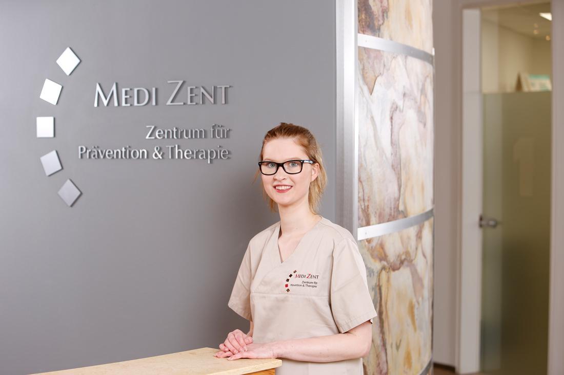Zahnarzt, Holzminden, Medizent, Roland Werner, Team, Miriam Matthes