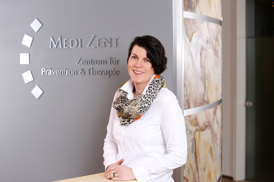 Medizent, Zahnarzt Ronald Werner,Team, Wiebke Loges